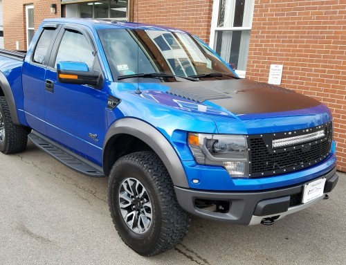 Opti-Coat Pro Plus – Ford Raptor – Super Glossy!