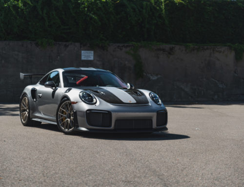 2018 911 GT2RS – Ceramic  Car Coating and Clear Bra