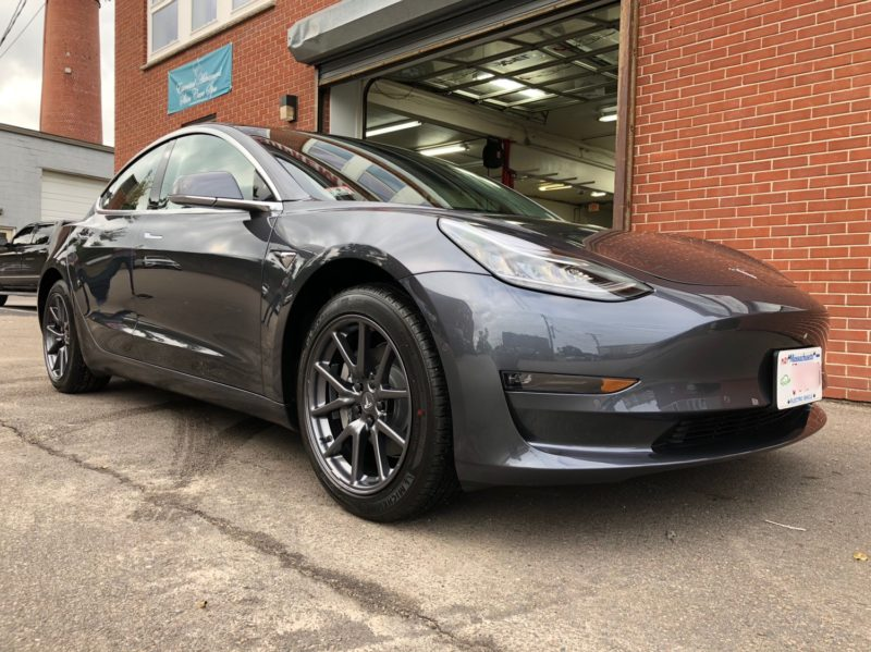 Own a Tesla Model 3? Thinking about a Ceramic Coating or Clear Bra