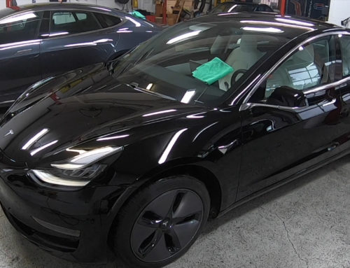 XPEL Ultimate Plus Tesla Model 3